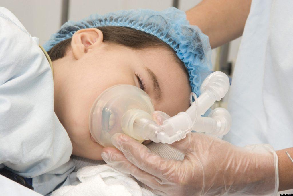 Общая анестезия у пациентов детского возраста и отдаленный риск ухудшения когнитивных функций: новые данные