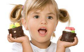 Детям сладкое просто необходимо