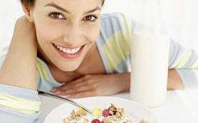 Плотные завтраки помогают забеременеть
