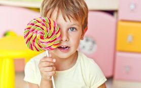 Опасные и безопасные сладости детям на праздники