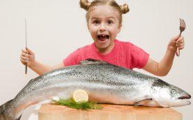 Рыба поможет в борьбе с астмой у детей