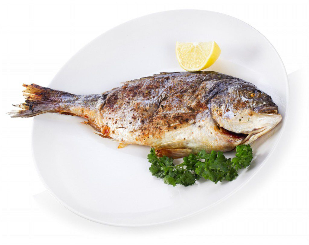 Морепродукты помогают беременным меньше тревожиться