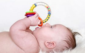 Прорезыватели для зубов опасны для детей
