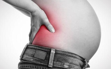 Как избежать болей в спине во время беременности