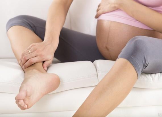 Беременность влияет на размер стопы