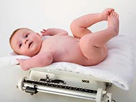 Открытие: вес ребенка зависит от мнения родителей