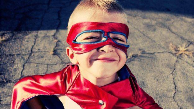 Детям не нужны супергерои