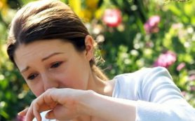 Воздействие цветочной пыльцы во время беременности повышает риск рождения ребенка с астмой