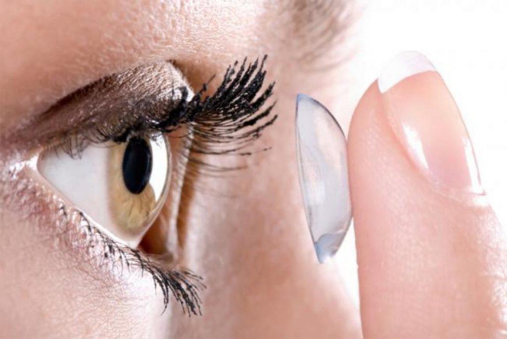 Все необходимое для качественного зрения, с использованием контактных линз