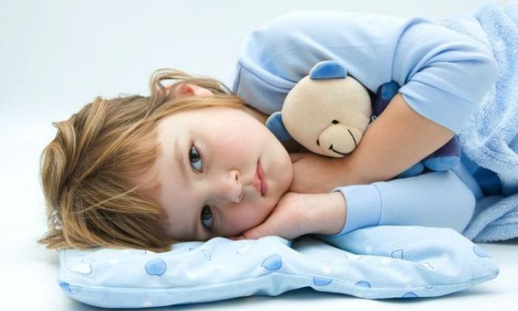 Бессонница у ребенка: вечная проблема
