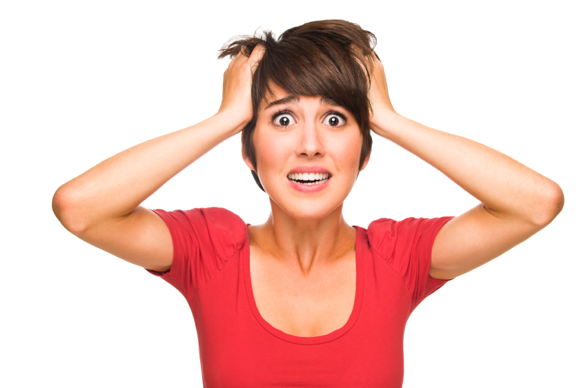 Стресс негативно влияет на способность забеременеть