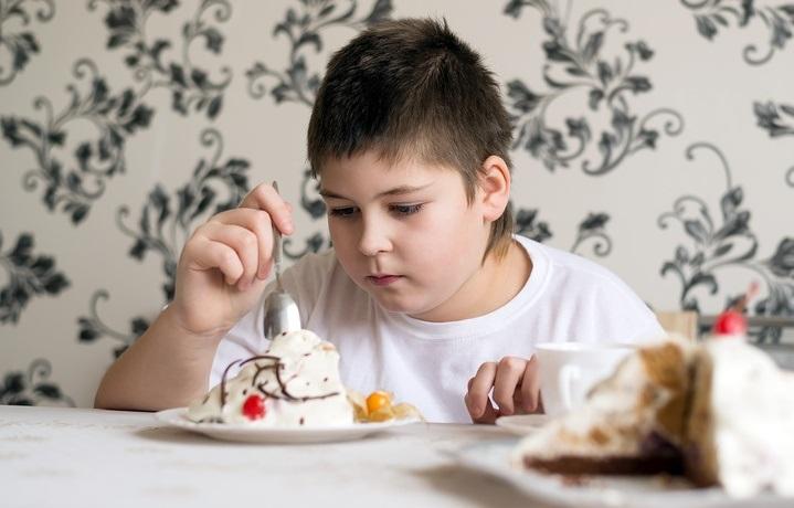 В детском ожирении виноваты родители