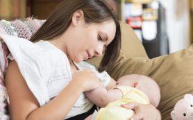 Кормление грудью полезно для здоровья матери