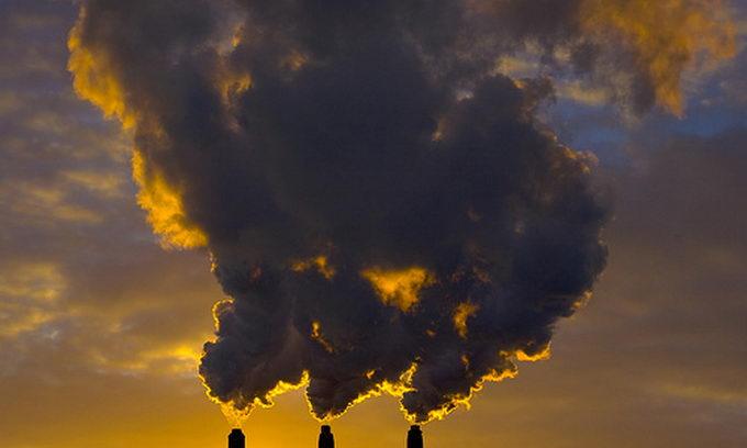 Загрязненный воздух уносит жизни детей