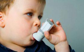 К заболеванию детей бронхиальной астмой причастны их отцы