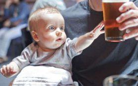 Риск психологических проблем у детей, рожденных от отцов, страдающих алкоголизмом