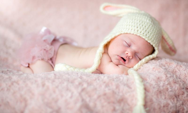 Семимесячные младенцы умеют считать