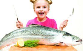 Употребление рыбы делает младенцев менее подверженными аллергии