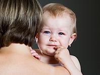Плачущие дети снижают уровень дохода в семье