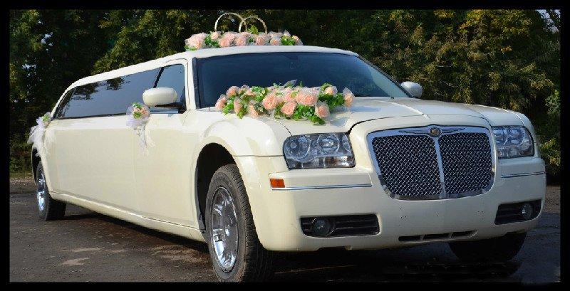 Аренда свадебных авто от компании «Дилижанс-сервис»