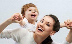 Чем активнее мать, тем физически активнее ее ребенок