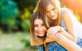Чем больше у женщины подруг, тем больше пользы для здоровья