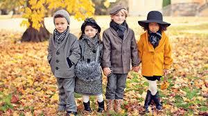 Детская мода. Концептуальный выбор