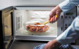 Микроволновая печь: источник опасности для ребенка