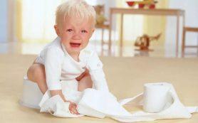Запоры у детей: что делать