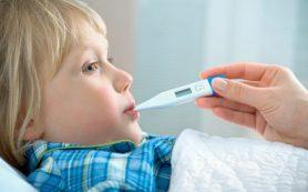 Родителям на заметку: как сбить температуру у ребенка