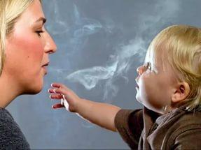 Курение матерей связано с раком яичек у их сыновей