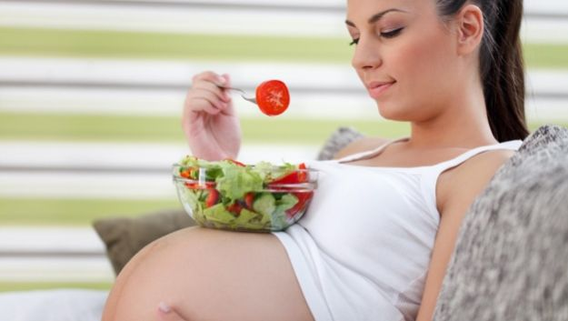 Диета и физкультура – профилактика кесарева сечения для беременных