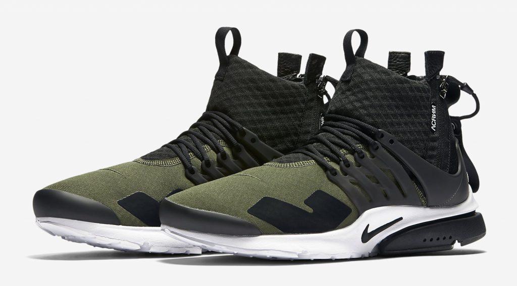 Качественная спортивная обувь от компании Nike на портале виртуального магазина «Борода»