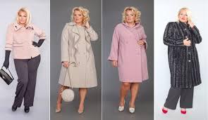 Онлайн-магазин niko-moda.com.ua: зимние пальто больших размеров в богатом ассортименте