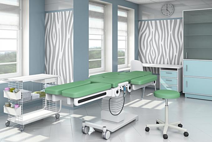 Медицинская мебель: особенности конструкций