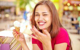 Беременна… от мороженого?