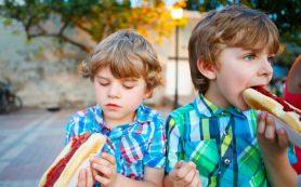 Почему дети любят фастфуд? Все дело в рекламе