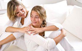 Менструация у дочки