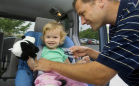 Альтернатива детскому автокреслу