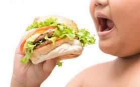 Более половины американских детей будут страдать ожирением в среднем возрасте