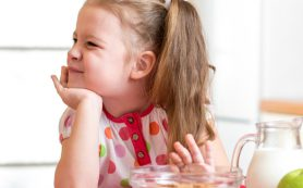 Детский аппетит зависит от генетики