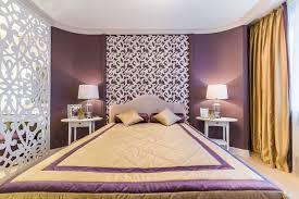 Интерьер чувственной спальни