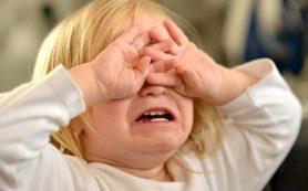 Наказание озорных малышей может превратить их в агрессивных подростков