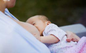 Аллергия у детей во время грудного кормления