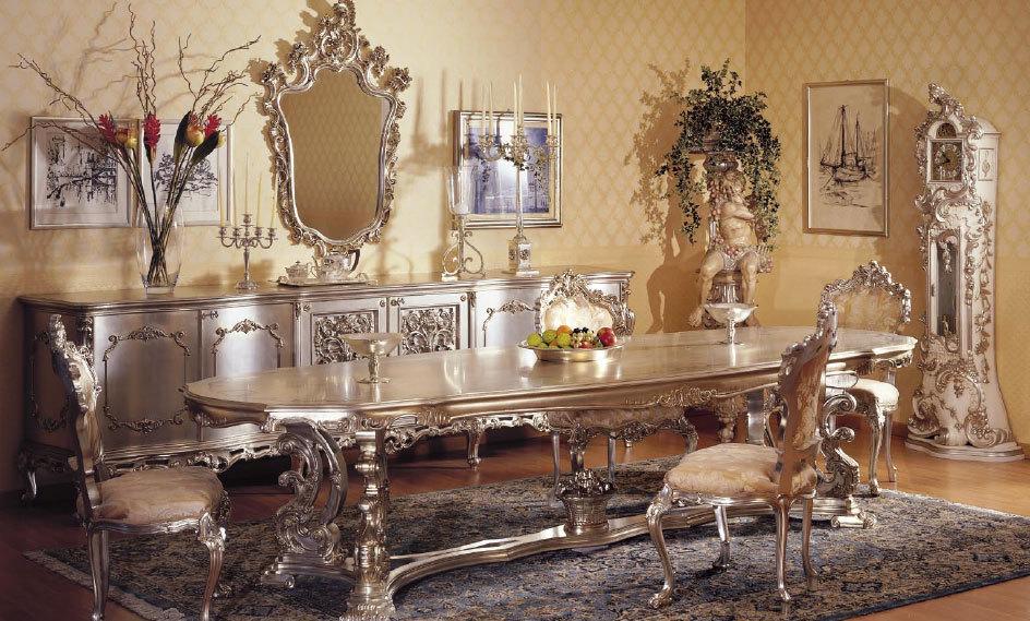 Особенности антикварной мебели
