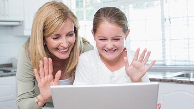 Ежедневное использование Интернета делает людей счастливыми