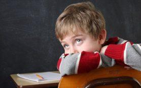 Дети с СДВГ имеют меньше серого вещества в мозге