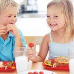 Правильное питание – залог здоровья ребенка