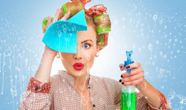 Названа неожиданная опасность чистоты в доме