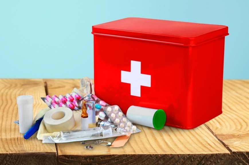 Эти лекарства должны быть в каждой детской аптечке
